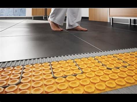 vloerverwarming badkamer quickheat elektrische vloerverwarming aanleggen doe je zo doovi