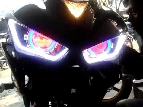 Projector R25 Projector Hid Aes6 Yamaha R25