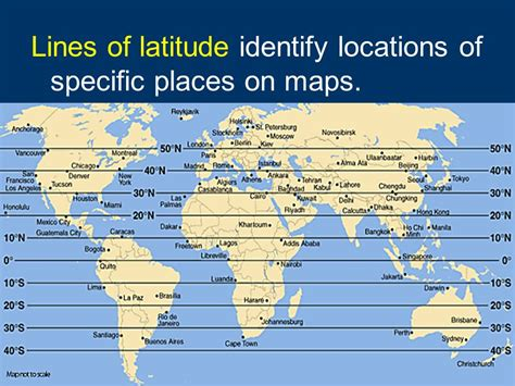 latitude map 7 3 spi 6 locate on a map specific lines of longitude and latitude ppt