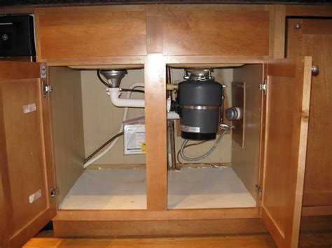 Install Kitchen Sink Pipes Collaborate Decors