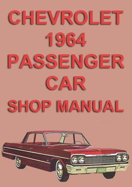download car manuals pdf free 1968 chevrolet corvette windshield wipe control chevrolet bel air biscayne impala 1964 workshop manual chevrolet car manuals direct