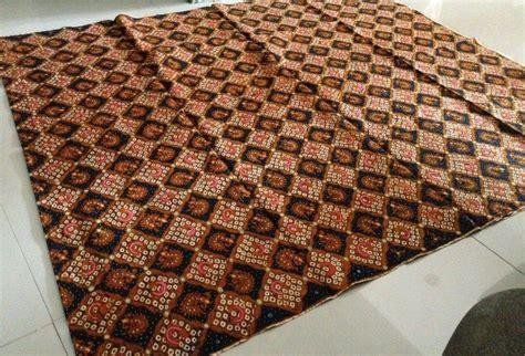 Bahan Katun Motif Harga Permeter 1 seragam batik hajatan terbuat dari motif dan katun