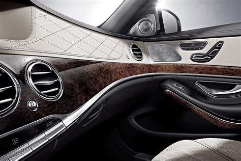 S Class 2013 Interior by All New 2014 2014 Mercedes S Class Interior Revealed