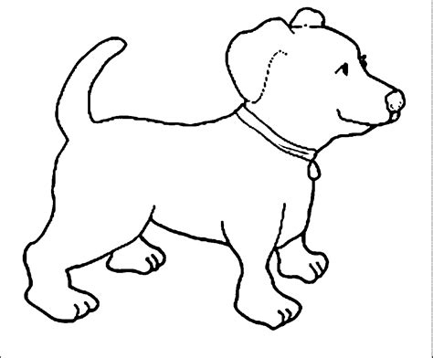 Coloring Pages Of Little Dogs | small dog coloring pages coloring home