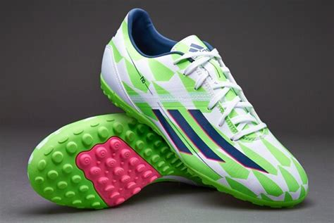adidas soccer shoes adidas  tf astro turf soccer cleats core white rich blue solar