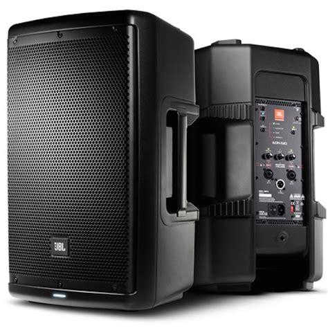 Speaker Jbl 10 Inch jbl eon610 10 inch powered speaker bashs