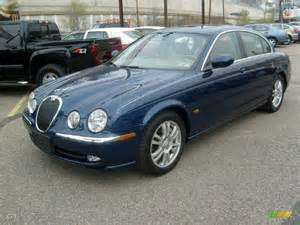 Jaguar 2004 S Type 2004 Lazurite Blue Metallic Jaguar S Type 4 2 48233574