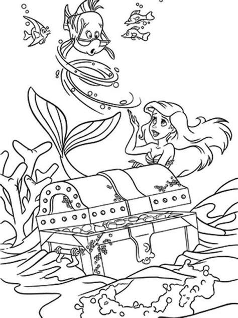 Ariel Wedding Coloring Pages Disney Princess Wedding Coloring Pages