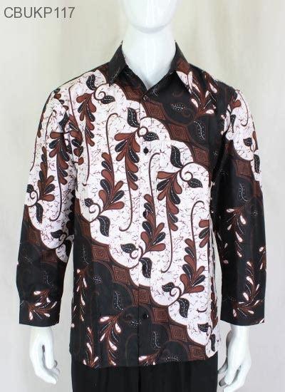 Kemeja Batik Motif Godhong kemeja batik panjang motif parang godhong kemeja