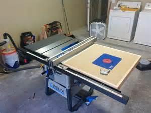delta router table extension by ilyac lumberjocks