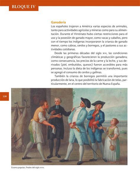libro de historia 4 grado pagina 130 y 131 historia cuarto grado 2016 2017 online libros de texto