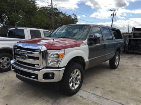 2012 Ford Excursion 6.7 Diesel