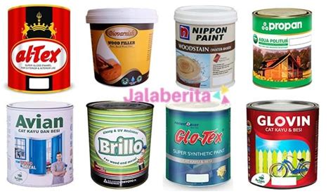 Harga Merk Cat Mobil Yang Bagus merk cat kayu dan besi yang bagus 10 rekomendasi cat