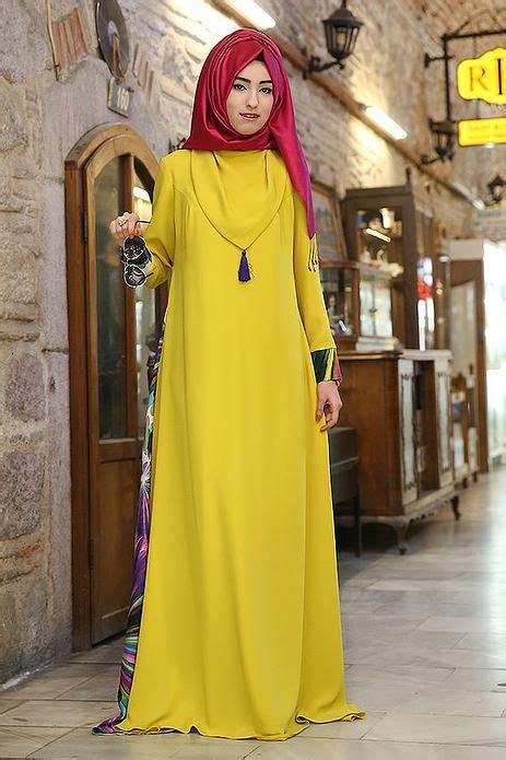 Gamis Tenda Syari model baju gamis 2016 dengan desain casual untuk remaja