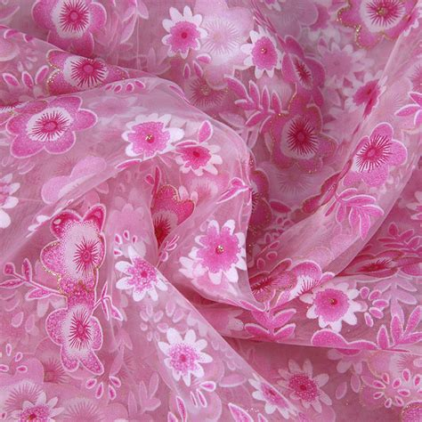 patterned gauze fabric 11264 50 130cm patchwork printed gauze fabric for tissue