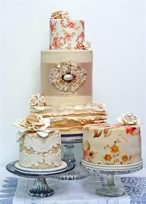 Vintage Wedding Cakes by Vintage Wedding Cake