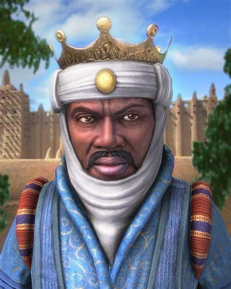 ancient african kings dark matter paradigm black achievements mansa musa