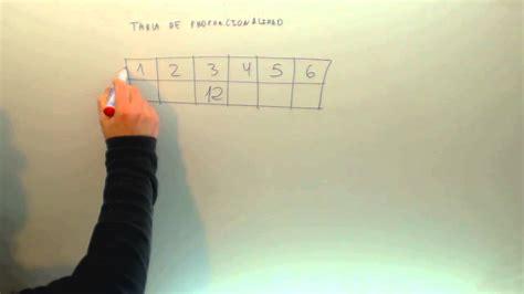 matemticas 3 primaria 8468012866 tabla de proporcionalidad matematicas 6 186 primaria academia usero estepona youtube