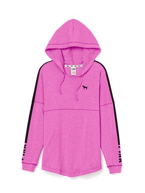 Make Screet Jacket Hoodie new nip s secret pink varsity hoodie sweatshirt pullover pink m ebay