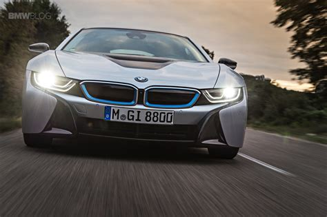 bmw laser headlights our experience with the bmw i8 laser headlights at