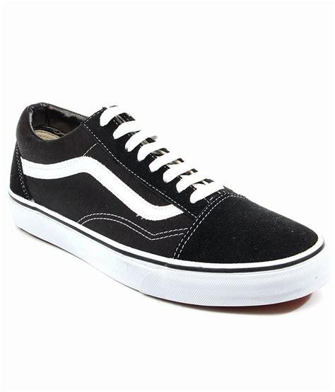 Vans Oldskull Black White Size 39 44 vans black smart casuals shoes buy vans black smart casuals shoes at best prices in