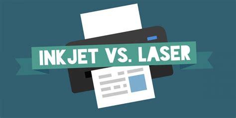 color laser vs inkjet inkjet vs laser which printer is right for your office