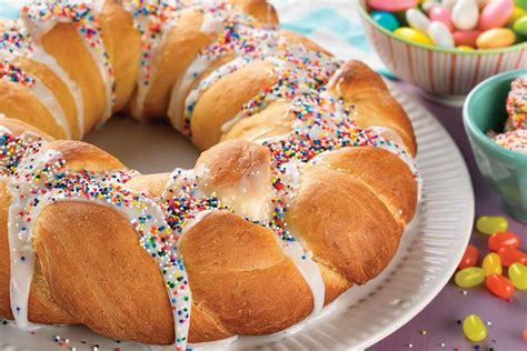 easter recipes easter bread recipe dishmaps