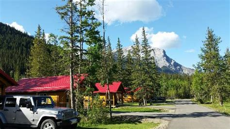 jasper east cabins jasper national park alberta campground reviews tripadvisor
