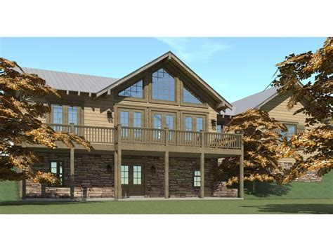 Mountain House Plans Rear View Mountain House Plans Rear View 28 Images Mountain House Plans With Front View Taos Luxury