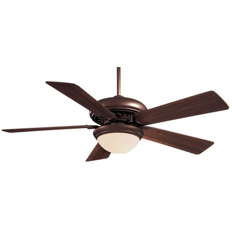 5 Light Ceiling Fan 52 Inch Ceiling Fan With Five Blades And Light Kit F569 Orb Destination Lighting