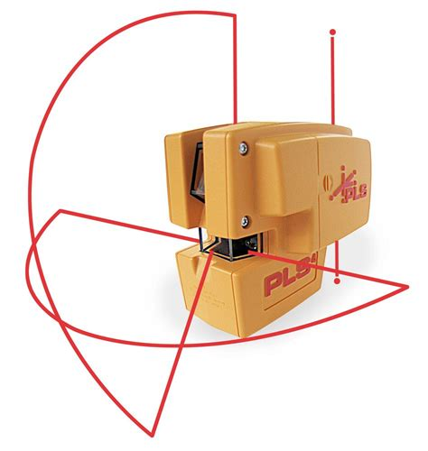 Plumb Bob Laser Level by Pacific Laser Systems Pls4 Tool Point And Line Laser