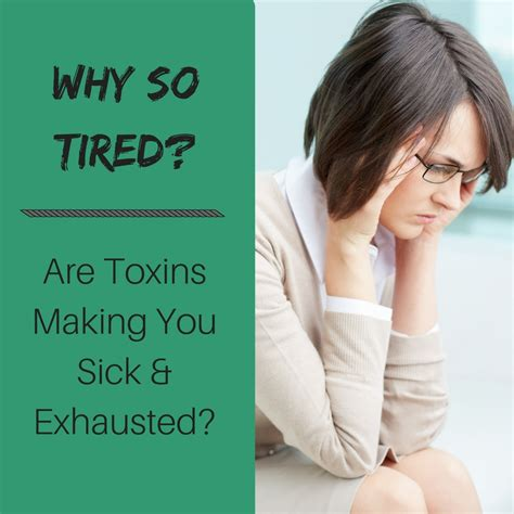 Why Mercury Detox Cause Tiredness by Why So Tired Overcoming Auto