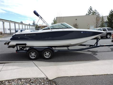 four winns boat weight four winns sl222 2012 for sale for 38 995 boats from