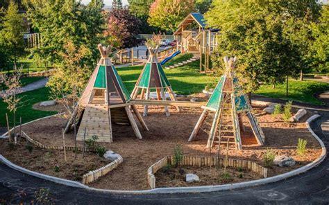 ottawa montessori school playground earthscape