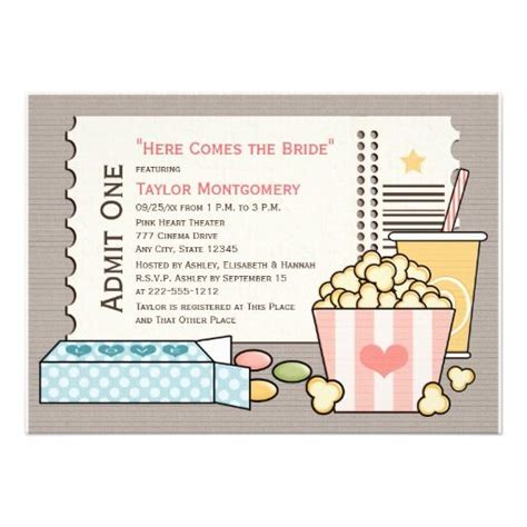 bridal shower invitations fast shipping the world s catalog of ideas