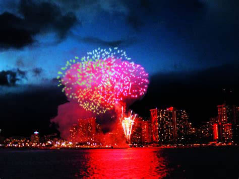 boat basin fireworks honi olani independence day fireworks dinner sail from