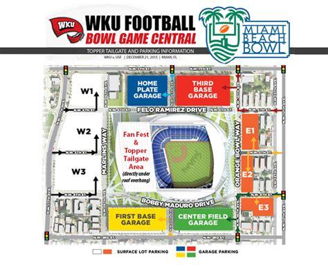 Wku Ticket Office by Wku Alumni Association Wku Football Bowl Central