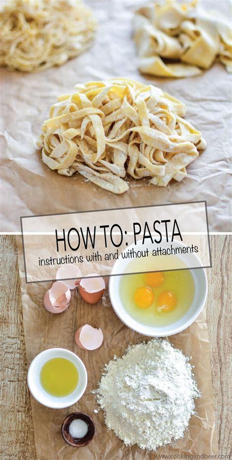 Best Handmade Pasta Recipe - best 25 pasta ideas on fresh pasta