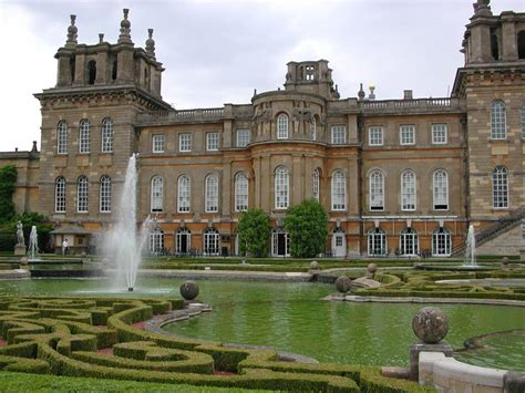 blenheim palace blenheim palace woodstock