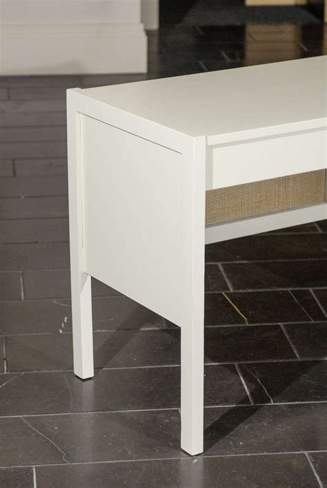landstrom furniture secretary desk beautiful landstrom modern desk in cream lacquer for sale