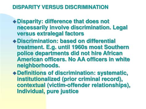 Discrimination Based On Criminal Record Ppt Department Of Criminal Justice California State Bakersfield Crju