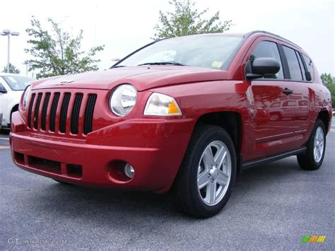 jeep compass sport 2009 2009 inferno pearl jeep compass sport