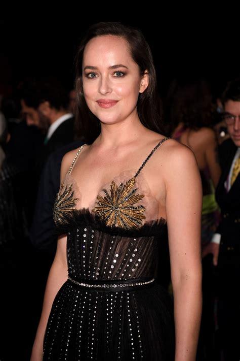Fashion Awards Carpet Up 2 by Dakota Johnson Green Carpet Fashion Awards 2017 In Milan