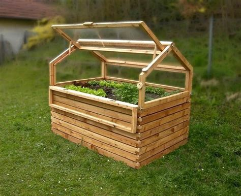 easy pieces cold frame greenhouses gardenista