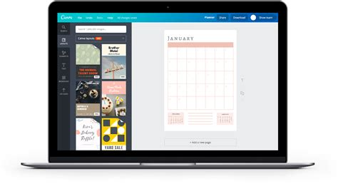 canva weekly planner free online personal planner maker design a custom