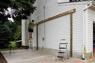 Attached Carport Pictures by Build Your Own Attached Carport 187 Woodworktips