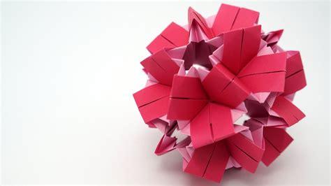 Jo Origami - origami clo kusudama isa klein