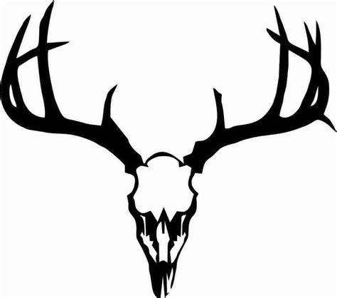 deer head wall l deer skull decals on shoppinder