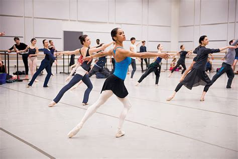 misty copeland life a day in the life of misty copeland wsj