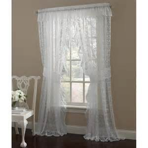 lace curtains curtains and lace on
